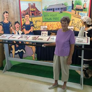 2016 Erie County Fair Display